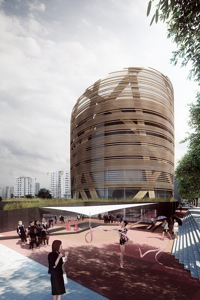 Performing Arts Center - Ho Chi Minh City, VNM